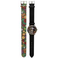 Relojes & Joyas Niña Relojes analógicos Catrinas W-02-CT Negro