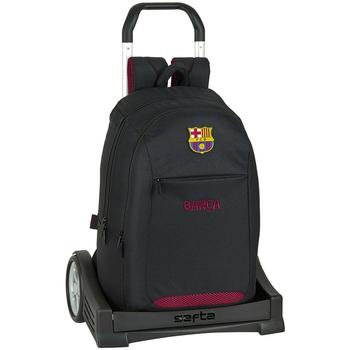 Bolsos Niños Mochila / Cartera con ruedas Fc Barcelona 612027860 Negro