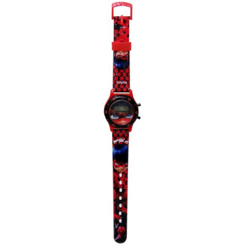 Relojes & Joyas Niña Relojes digitales Ladybug W-01-LB Rojo