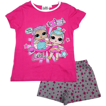 textil Niña Pijama Lol SE7467.100 Rosa