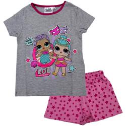 textil Niña Pijama Lol SE7467.100 Gris