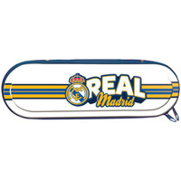 Bolsos Niños Neceser Real Madrid PM-14-RM Blanco