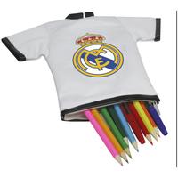 Bolsos Niños Neceser Real Madrid PC-100-RM Blanco