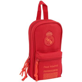Bolsos Niños Neceser Real Madrid 411957747 Rojo