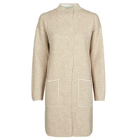 textil Mujer Abrigos Benetton 1132E9071-62U Beige