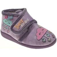 Zapatos Niña Pantuflas para bebé Garzon ZAPATILLAS NIÑA  LILA Violeta