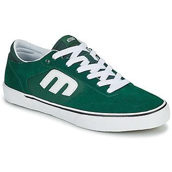 Zapatos Hombre Zapatillas bajas Etnies WINDROW VULC Verde / Blanco