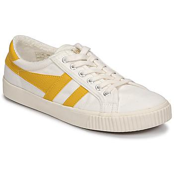 Zapatos Mujer Zapatillas bajas Gola TENNIS MARK COX Beige / Amarillo