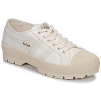 Zapatos Mujer Zapatillas bajas Gola COASTER PEAK Crudo