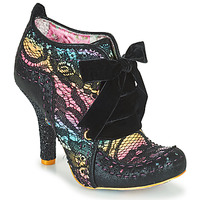 Zapatos Mujer Low boots Irregular Choice ABIGAIL'S THIRD PARTY Negro / Multicolor