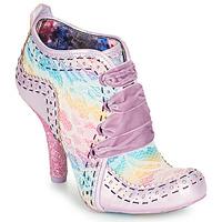 Zapatos Mujer Low boots Irregular Choice ABIGAIL'S THIRD PARTY Rosa / Violeta