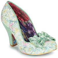 Zapatos Mujer Zapatos de tacón Irregular Choice NICK OF TIME Verde