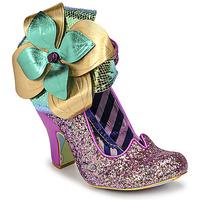 Zapatos Mujer Zapatos de tacón Irregular Choice CHRYSALIS Violeta