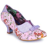 Zapatos Mujer Zapatos de tacón Irregular Choice HOLD UP Violeta