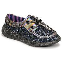 Zapatos Mujer Zapatillas bajas Irregular Choice SKYLAR Negro