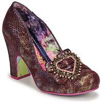 Zapatos Mujer Zapatos de tacón Irregular Choice LE GRAND AMOUR Rosa