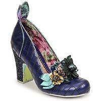 Zapatos Mujer Zapatos de tacón Irregular Choice BUNNY BOO Azul