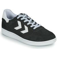 Zapatos Hombre Zapatillas bajas Hummel VICTORY Negro