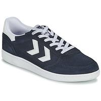 Zapatos Hombre Zapatillas bajas Hummel VICTORY Azul