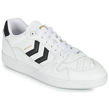 Zapatos Hombre Zapatillas bajas Hummel HB TEAM Blanco / Negro
