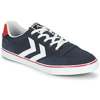 Zapatos Hombre Zapatillas bajas Hummel STADIL LOW OGC 3.0 Azul