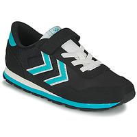 Zapatos Niños Zapatillas bajas Hummel REFLEX JR Negro