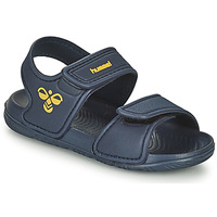 Zapatos Niños Sandalias de deporte Hummel PLAYA JR Azul
