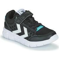 Zapatos Niños Zapatillas bajas Hummel CROSSLITE JR Negro