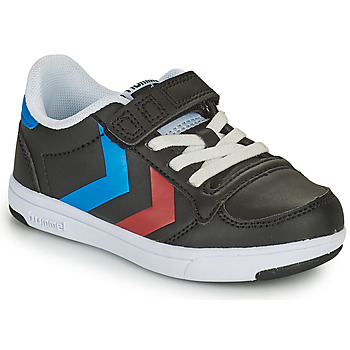 Zapatos Niños Zapatillas bajas Hummel STADIL LIGHT QUICK JR Negro