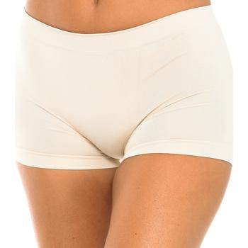 Ropa interior Mujer Shorty / Boxer Intimidea Boxer mujer Panty Florida Marrón