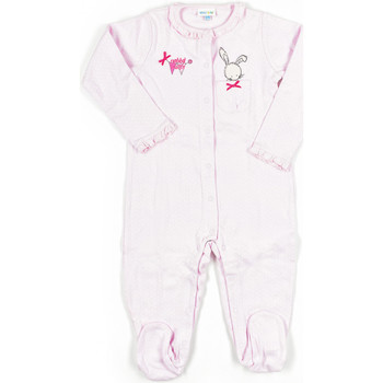 textil Niños Pijama Yatsi Pelele Bebe Rosa
