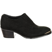 Zapatos Mujer Zapatos de tacón Tommy Hilfiger Zapatos tacón de piel Tommy Hilfiger Negro