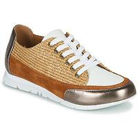 Zapatos Mujer Zapatillas bajas Karston CAMINO Marrón / Bronce