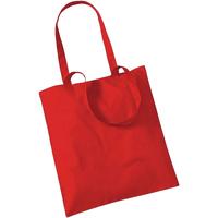 Bolsos Bolso shopping Westford Mill W101 Rojo brillante