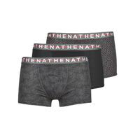 Ropa interior Hombre Boxer Athena EASY STYLE X3 Negro / Gris / Gris