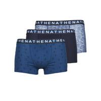 Ropa interior Hombre Boxer Athena EASY STYLE X3 Azul / Marino / Azul