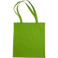 Bolsos Bolso shopping Bags By Jassz 3842LH Verde claro