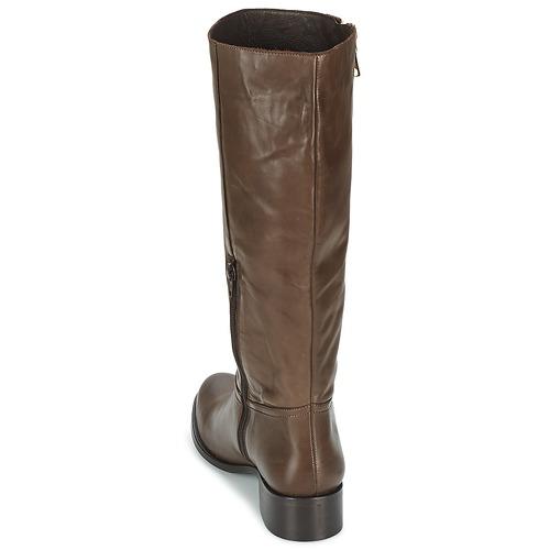 London Betty Sarimo Urbanas Marrón Botas Zapatos Mujer O8nym0Nwv