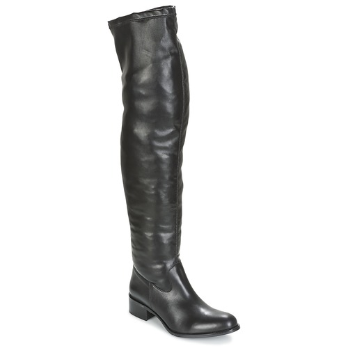 Los zapatos más populares para hombres y mujeres Zapatos especiales Betty London GLAMOU Negro