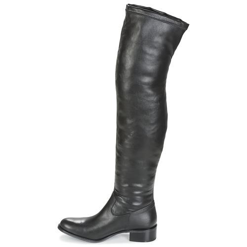 Mujer A Rodilla Botas Negro La 4A3R5Lj