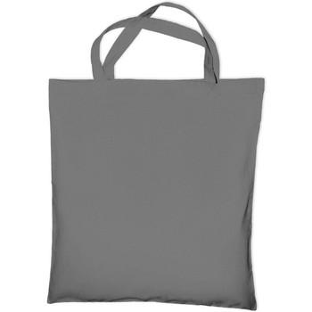 Bolsos Bolso shopping Bags By Jassz 3842SH Gris claro