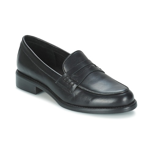 Betty Mujer Mocasín Zapatos Negro London Maglit WDY29IEH