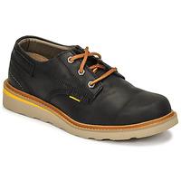 Zapatos Hombre Derbie Caterpillar JACKSON LOW Negro
