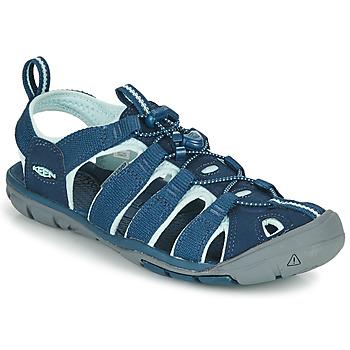 Zapatos Mujer Sandalias de deporte Keen CLEARWATER CNX Azul