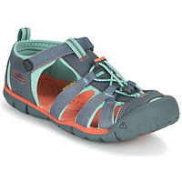 Zapatos Niña Sandalias de deporte Keen SEACAMP II CNX Gris / Rosa