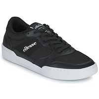 Zapatos Hombre Zapatillas bajas Ellesse USTICA Negro
