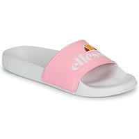 Zapatos Mujer Chanclas Ellesse FILIPPO Blanco / Rosa
