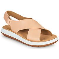 Zapatos Mujer Sandalias Clarks JEMSA CROSS Nude