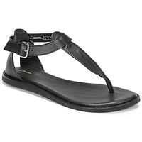 Zapatos Mujer Sandalias Clarks KARSEA POST Negro
