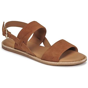 Zapatos Mujer Sandalias Clarks KARSEA STRAP Camel